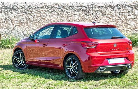2019 Seat Ibiza by 2019 Seat Ibiza Fr Centre Caps Connect Cr Tdi