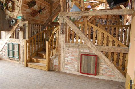 rustikale treppen tischlerei jahn