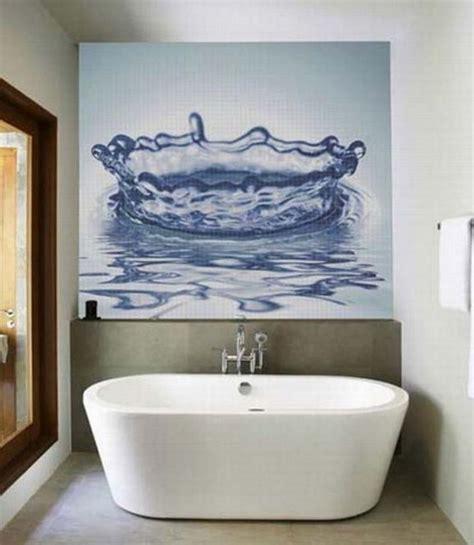 decorative ideas for bathrooms bathroom decorating ideas from glassdecor mosaic bathroom