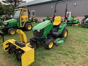 2014 John Deere 1023e - Compact Utility Tractors