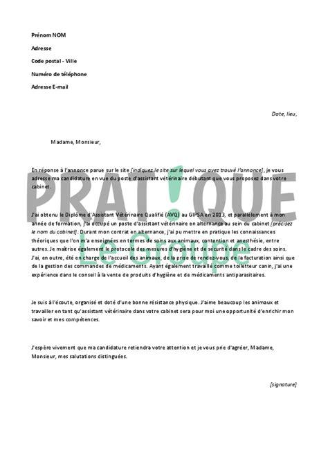 lettre motivation cuisine lettre de motivation pour un emploi d 39 assistant