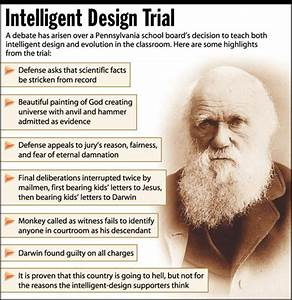 Quotes about Intelligent design (85 quotes)