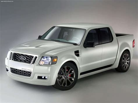 Ford Explorer Sport Trac Concept (2004) - picture 15 of 26