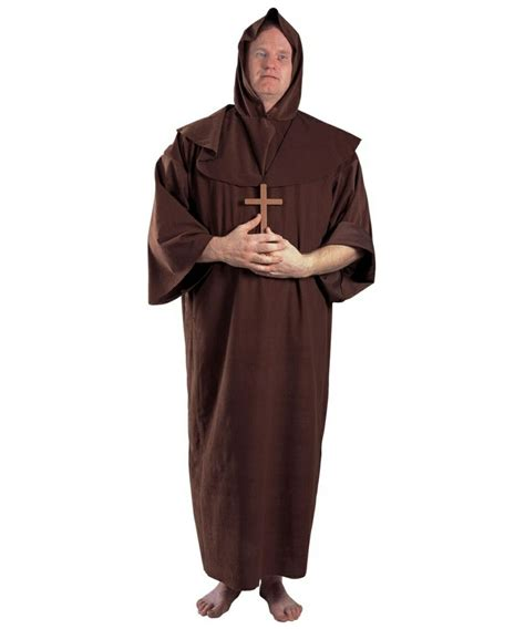 adult monk costume monk  size costumes