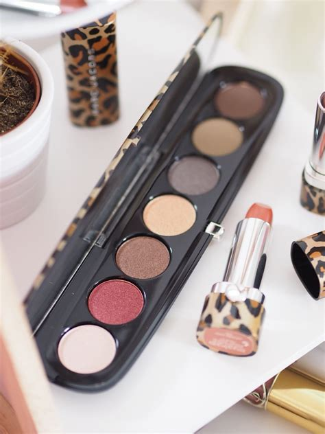 marc jacobs leopard frost collection  beauty junkie