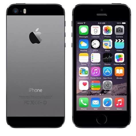 refurbished iphone 5s unlocked apple iphone 5s 16gb unlocked black refurbished as new