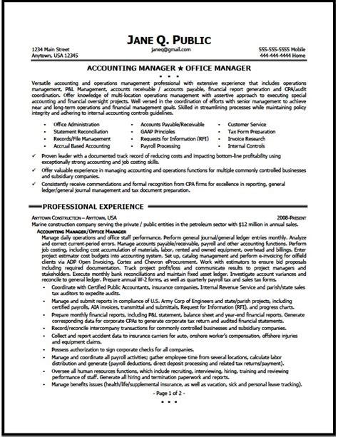 sle resume for accounts payable supervisor job senior accountant resume sle staff accountant resume sle objectives staff auditor resume