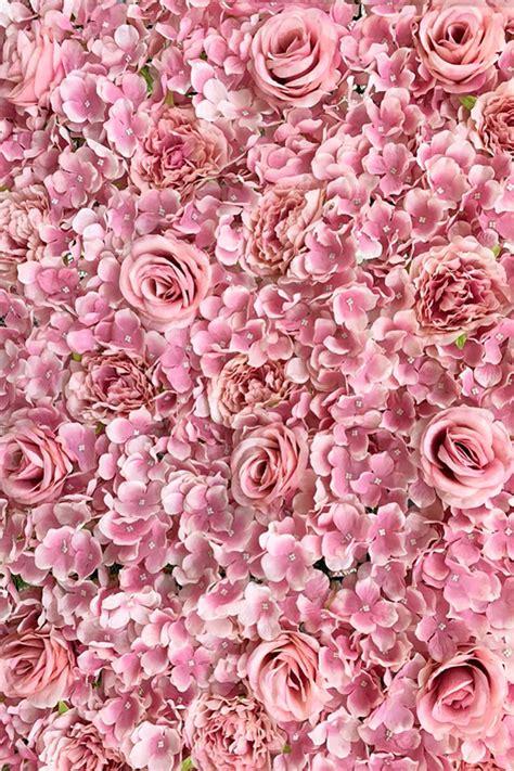 hydrangea rose flower wall panel cmh  cmd holstens
