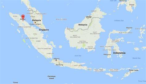 medan  map indonesia