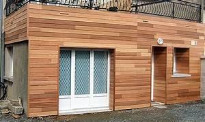 actualites les infos journalieres page 2 With eclairage exterieur maison contemporaine 4 les differents types de bardage bois composite pvc