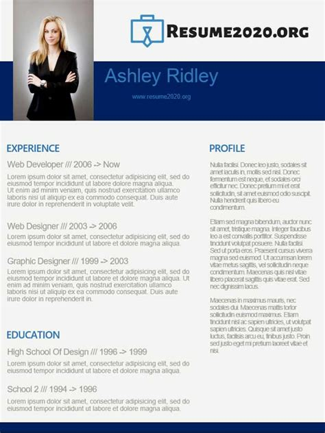 functional resume format    templates