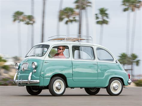 Fiat Meaning In Italian by This Adorable Mint Green Fiat Twinset Is For Sale