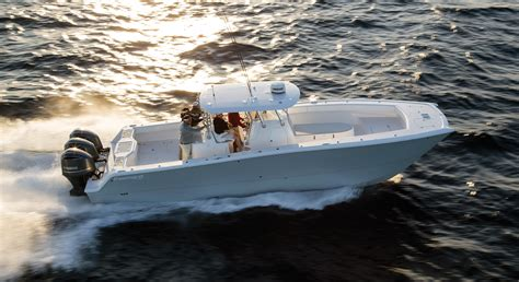 Freeman Boats 37 by Image Of Florida Sport Fishing