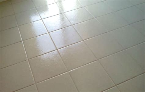cleaning textured porcelain floor tiles
