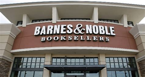 Barnes & Noble Stores Closing