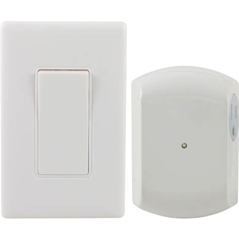 ge wireless indoor remote wall switch light control 18296 ge wireless indoor remote wall switch light control 18296