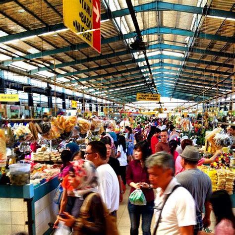 pasar modern bsd city tangerang selatan banten
