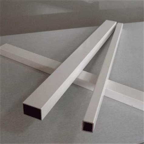 white powder coating aluminum tube extruding profilesid product details view white