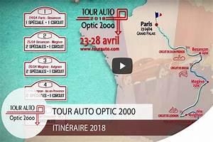 Tour Optic 2000 : tour auto optic 2000 le parcours 2018 ~ Medecine-chirurgie-esthetiques.com Avis de Voitures