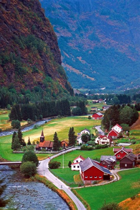 Flåm Norway Roam ~ Around The World Places To Travel