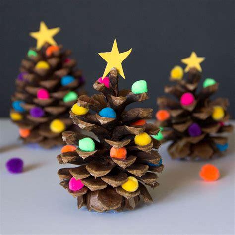 pine cone christmas ornaments crafts craft smart 174 mini glue gun low temp pine cone christmas tree pine cone and christmas tree