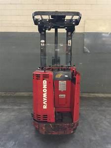 Raymond Electric Forklift 20i-s30tt