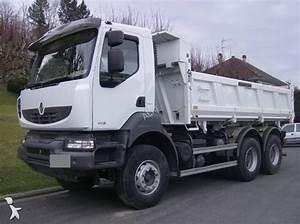 Camion Benne Renault : camion renault bi benne meiller kerax 410 dxi 6x4 gazoil euro 5 occasion n 1575569 ~ Medecine-chirurgie-esthetiques.com Avis de Voitures