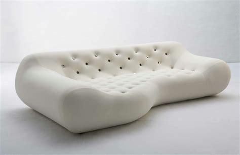 canaper design canapé design avec revêtement amovible avec rembourrage