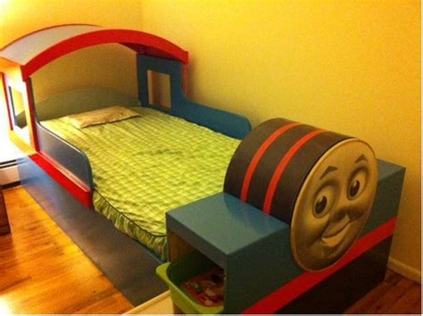 Train Bed, Bed, Kid Beds