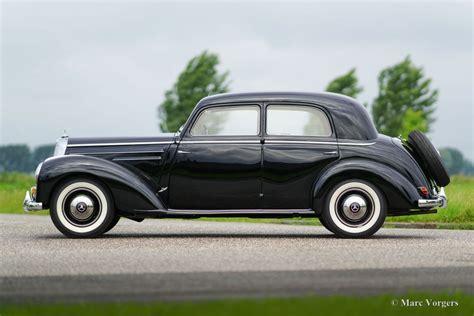 mercedes 220 limousine 1952 classicargarage de