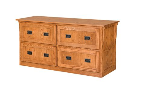 mission file cabinet 4 drawer mission four drawer lateral file cabinets town country