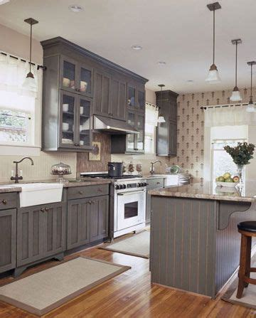 gray cabinet kitchens 6 design ideas for gray kitchen cabinets 1313