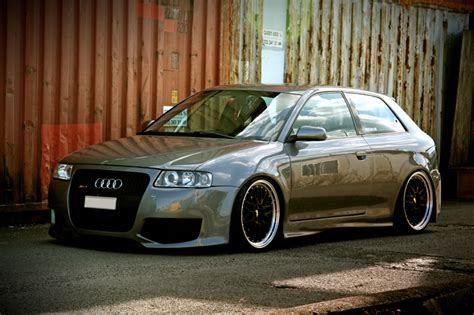 audi a3 phase 3 audi a3 1 8t 18 tuning 1 18