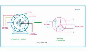 Actual Difference Between Synchronous Motor And Induction