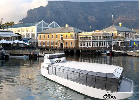 Dinner On A Boat In Cape Town by The Alba Restaurant Waterfront Cape Town