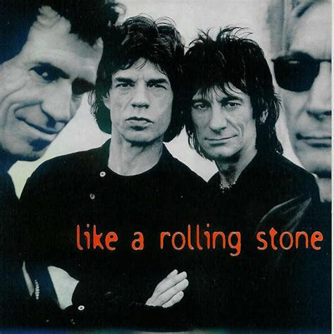 the rolling stones like a rolling cd single promo discogs