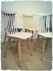 Chaise Bistrot Vintage : chaises bistrot baumann vintage revisit es chaises pinterest parfait vintage et produits ~ Teatrodelosmanantiales.com Idées de Décoration