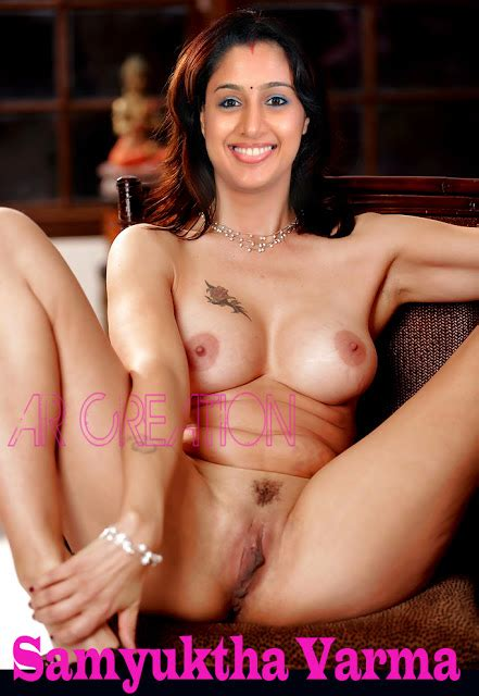 Nude Sexy Photo Of Samyuktha Varma Without Dress Hot Pose