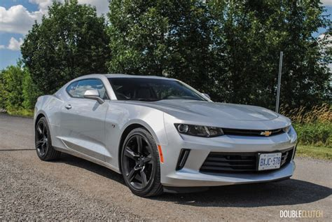 Camaro Reviews by 2016 Chevrolet Camaro Lt Review Doubleclutch Ca