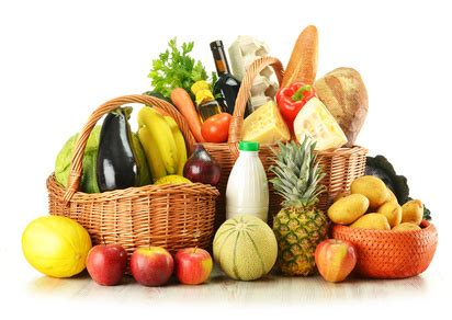 cuisines de panier santé alimentation