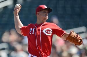 Cincinnati Reds' Michael Lorenzen to Undergo MRI on Elbow