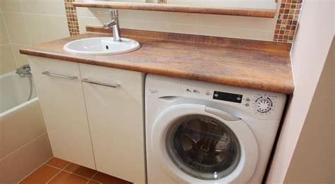lave linge cuisine plus simple et plus pratique le lave linge sous le meuble de salle de bains atlantic bain