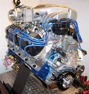 Fox Body Mustang 302 Efi Ford Powerplant