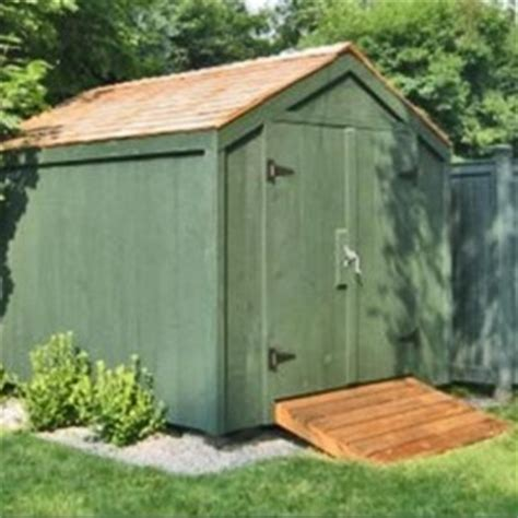 Cheap Shed Base Ideas by A Storage Shed Foundation That Is Simple To Construct