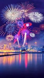 Firework Wallpaper Happy New Year 2021 2022 Mi 68 720X1280