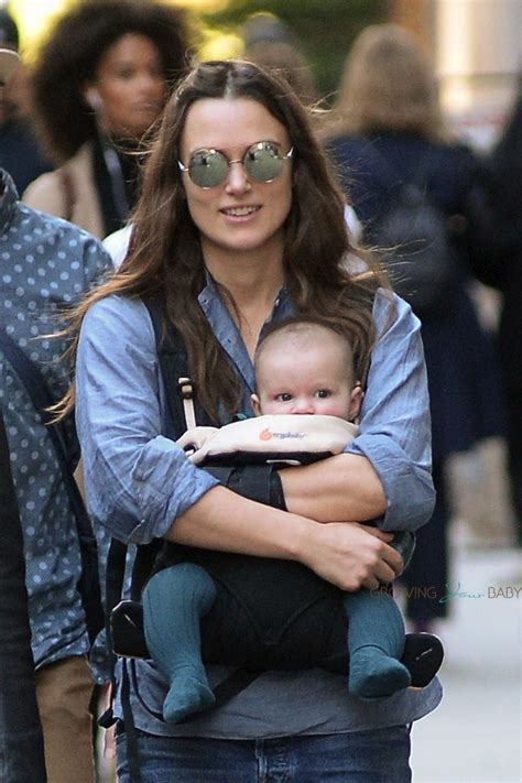 bob stroller keira knightley steps out with baby edie in nyc growing