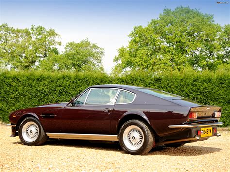 Aston Martin V8 Vantage Uk Spec 19771989 Pictures