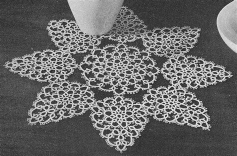 Crochet Doily Free Hand Pattern  Free Patterns Crochet