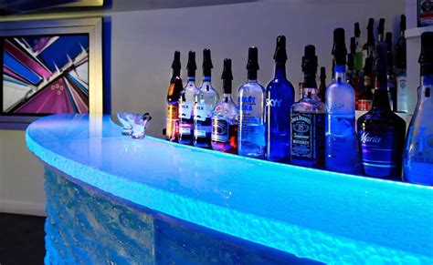 lightarchitecture versatile countertop   glow thinkglass