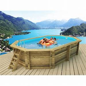 Grande Piscine Pas Cher : carrefour piscine hors sol piscine bois hors sol ~ Dailycaller-alerts.com Idées de Décoration